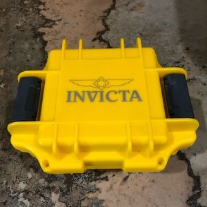 Invicta 1-Slot Watch Dive Case with Paperwork